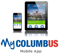 MyColumbus Screens